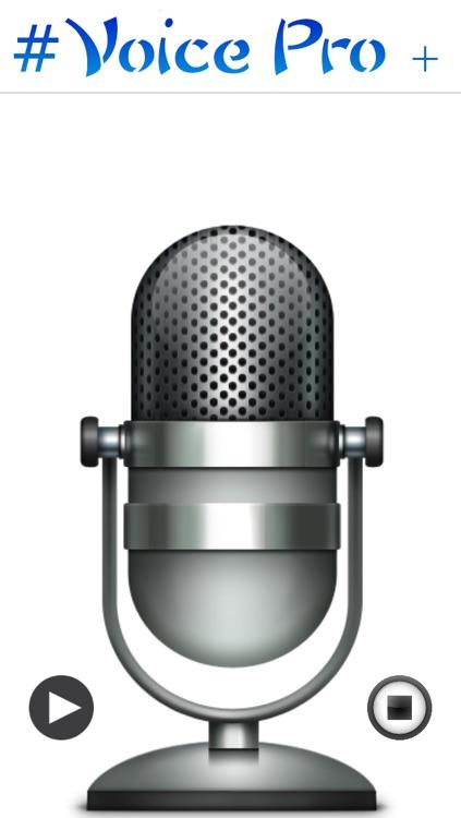 #Voice Pro