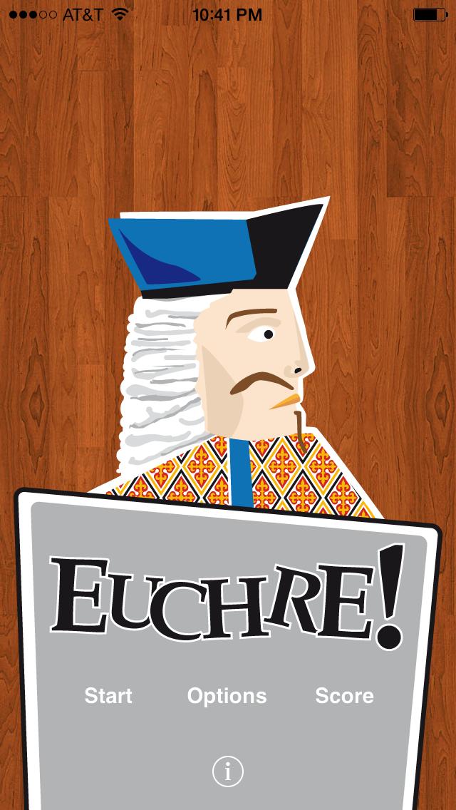 Euchre! screenshot one