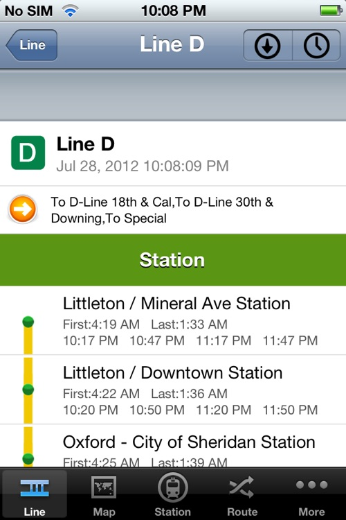 TransitGuru Denver RTD screenshot-4