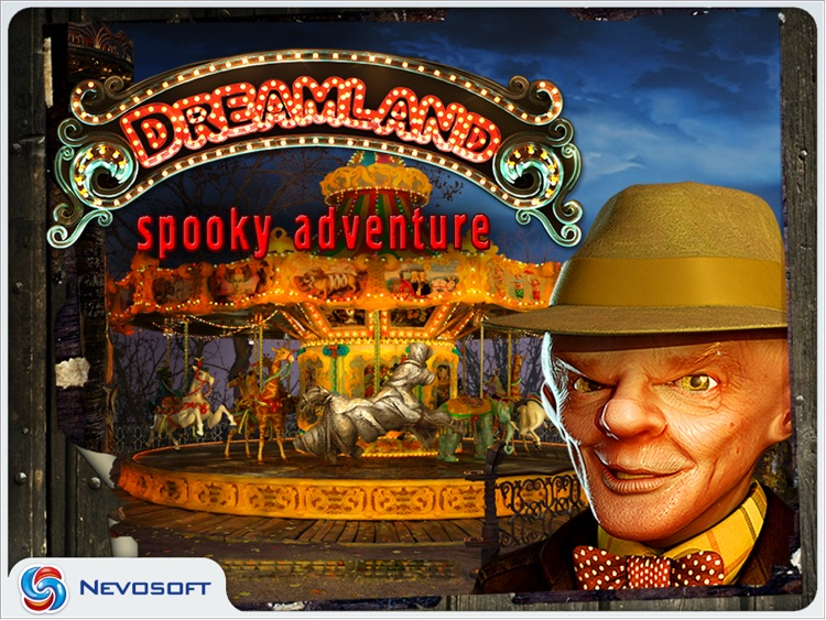 Dreamland HD: spooky adventure game
