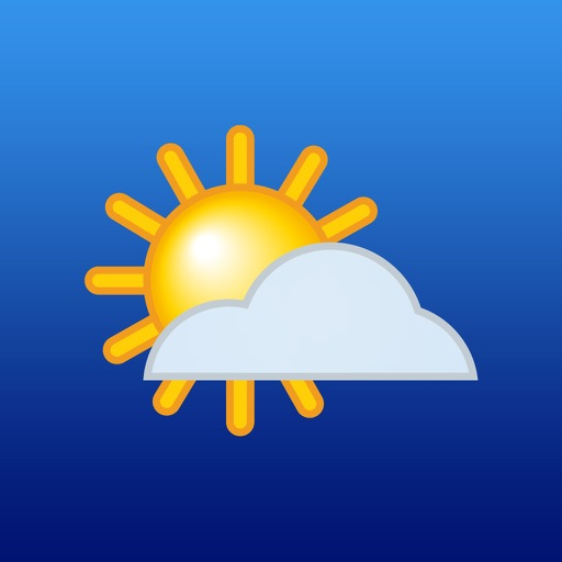 wetter.net Weather App for iPad
