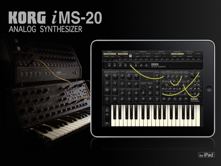 KORG iMS-20 screenshot-0