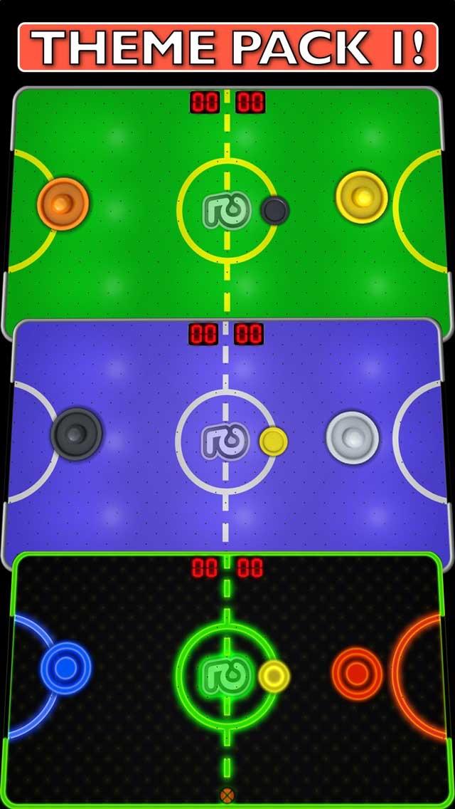 Touch Hockey: FS5 (FREE) screenshot