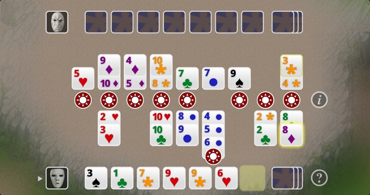 3-Card Brigade Poker screenshot-2