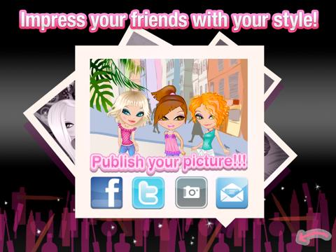 Dress Up! Makeover screenshot