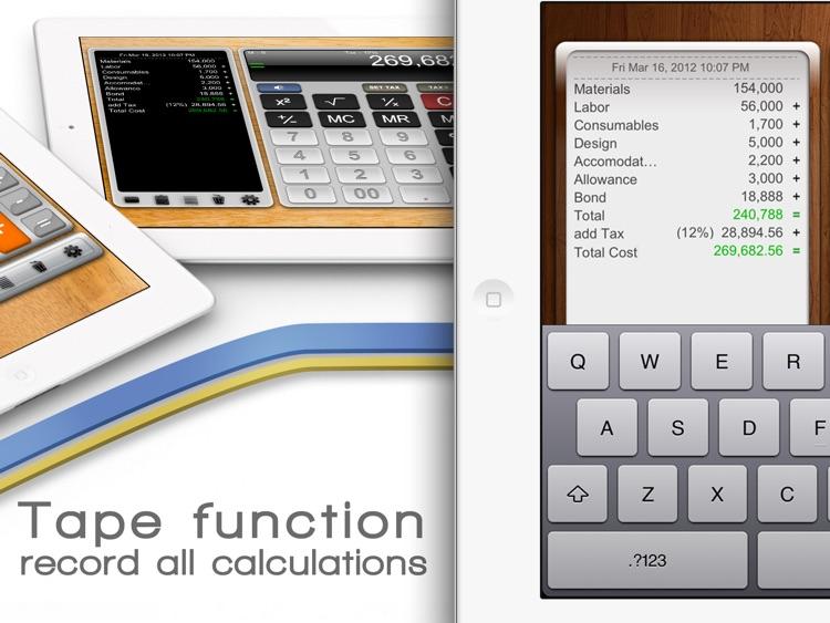 Calculator Tax+