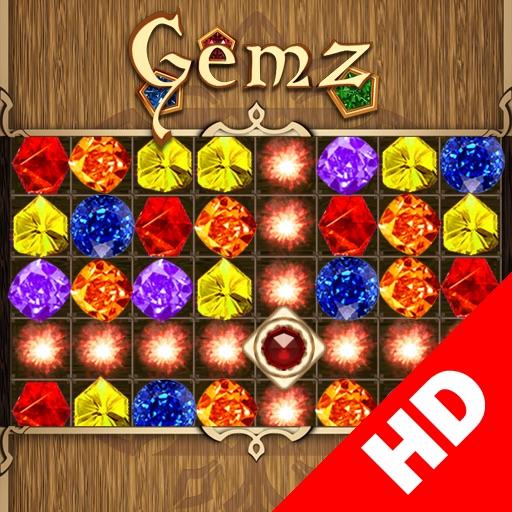 Gemz HD for iPad