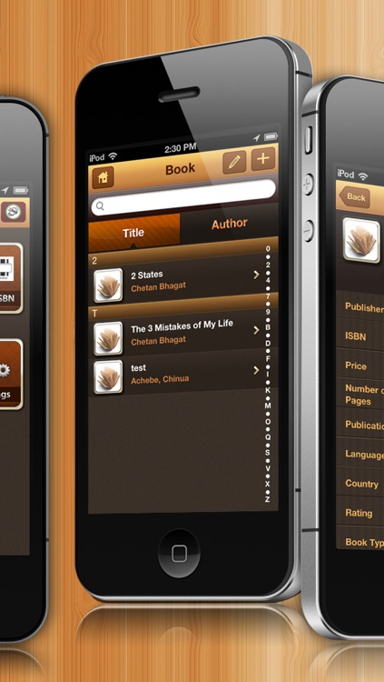 BookCatalog - Pocket Library