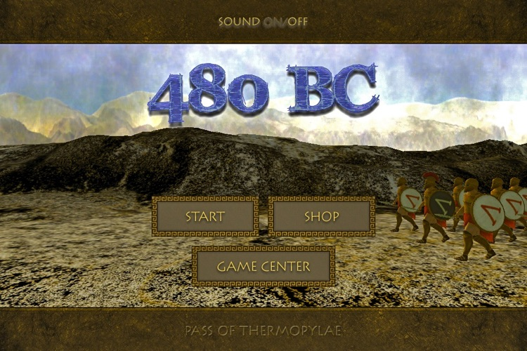 480 BC: Spartans screenshot-3