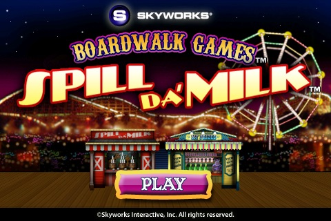 Spill Da' Milk™ – The Classic Boardwalk Game of Bottle Toss