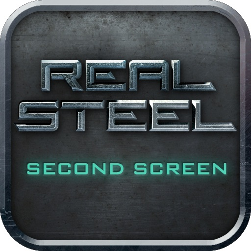 REAL STEEL Second Screen icon