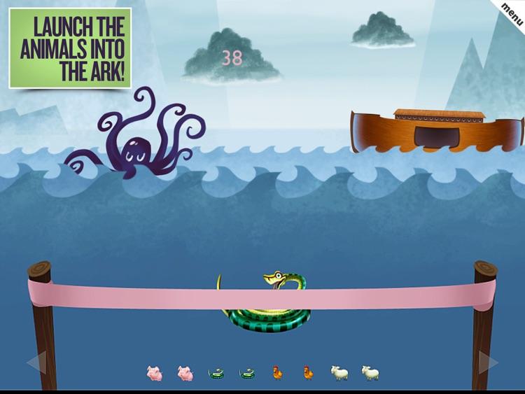 Noah 360 - An Irresistible Interactive Children's Bible Story screenshot-3