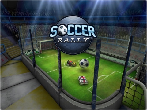 Soccer Rally на iPad