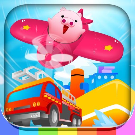 BabyStar : Vehicle Puzzles(EN CN CT)