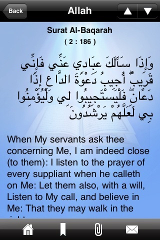 Quran Topics screenshot-3