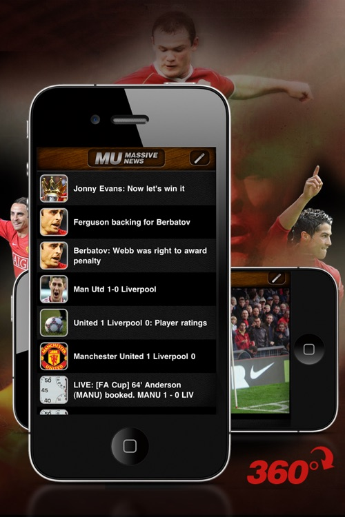 Manchester United Massive screenshot-0