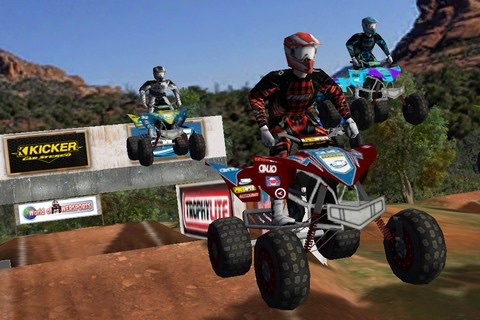 2XL ATV Offroad Lite screenshot-3