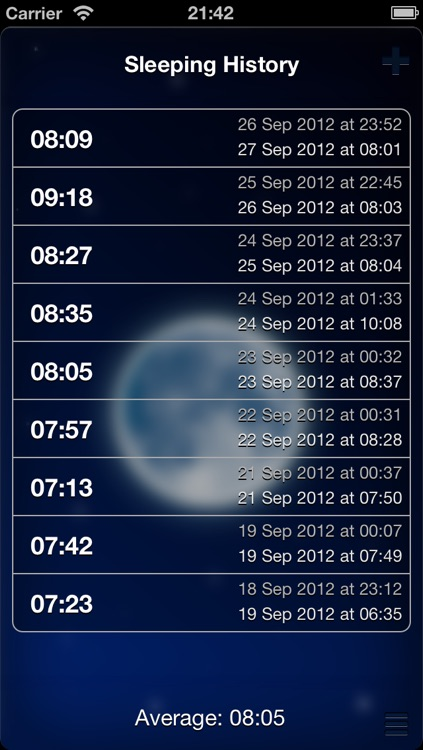 My Sleep screenshot-3