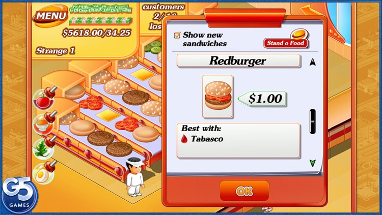 Stand O'Food®  (Full) screenshot-1