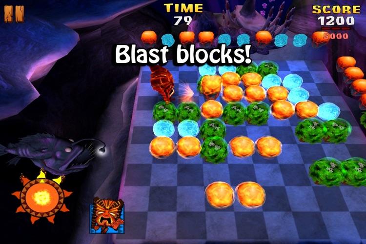 Tiki Gods: Ancient Times - Kumulipo Free screenshot-3