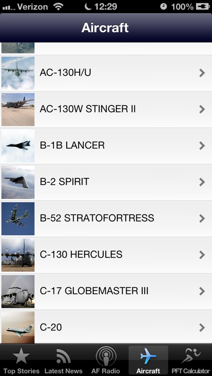 Air Force+ screenshot-3