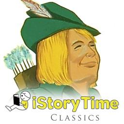 iStoryTime Classics Kid's Book - Robin Hood