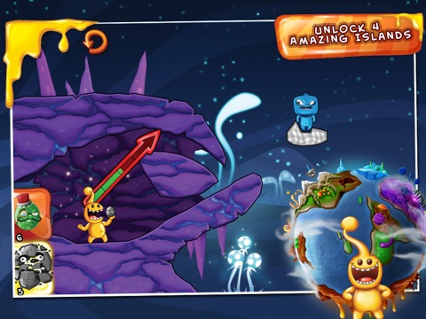 Игра Monster Island HD