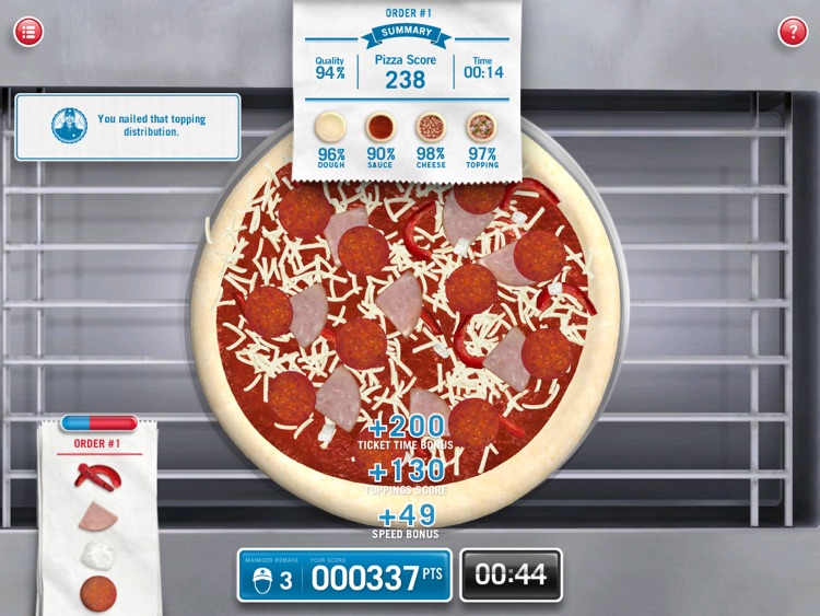 Domino's Pizza Hero screenshot-3