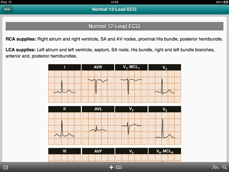 Nursing Essentials for iPad screenshot-1