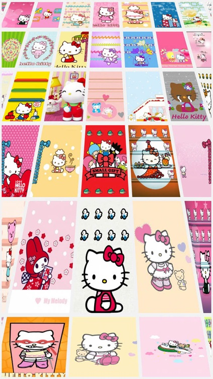 HD Cute Hello Kitty Wallpapers screenshot-2