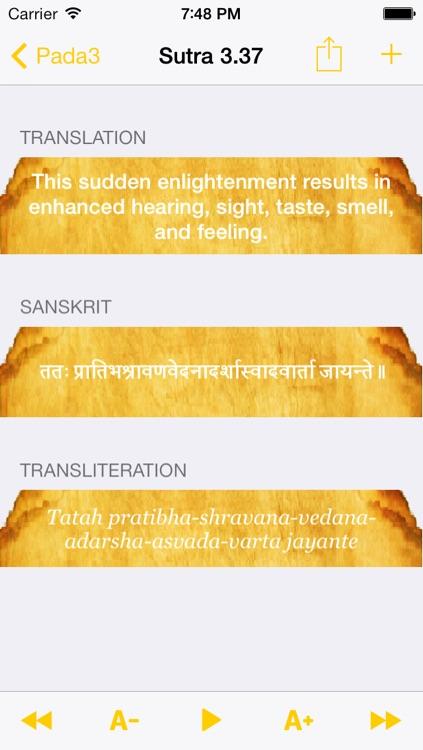 Patanjali Yog Sutra screenshot-4