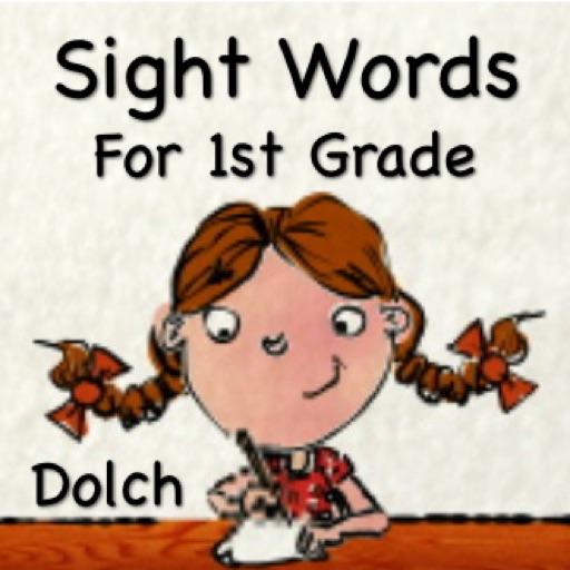 Sight Words For 1st Grade - SPEED QUIZ iOS App