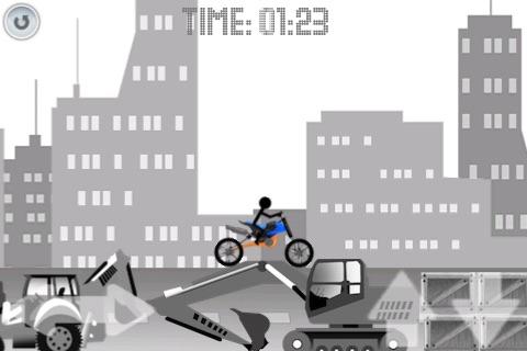Doodle Moto Race screenshot-3