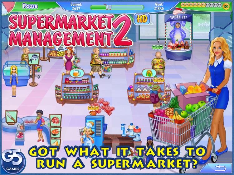Supermarket Management 2 HD screenshot-0