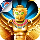 Pantheon: jewel matching puzzle icon