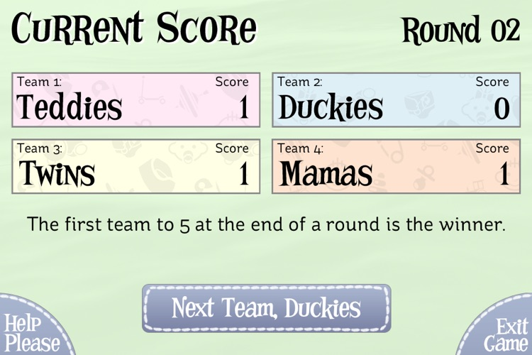The Baby Shower Game screenshot-3