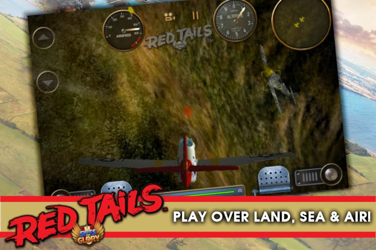 Red Tails™: Skies of Glory US screenshot-4