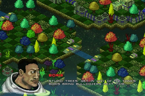 Space Harvest screenshot-4