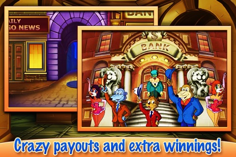 Billy's Gang Slot screenshot-3