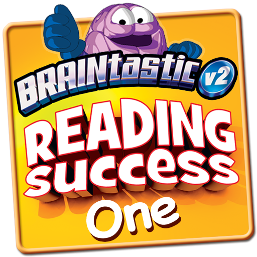 BRAINtastic Reading Success One