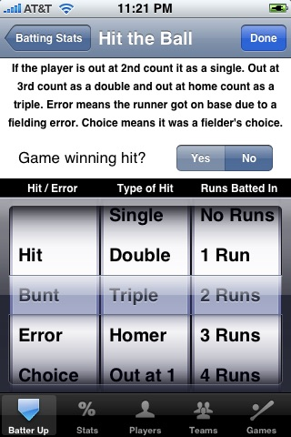 Baseball HittingTracker screenshot-4