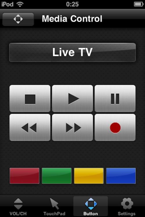 LG TV Remote 2011 screenshot-3