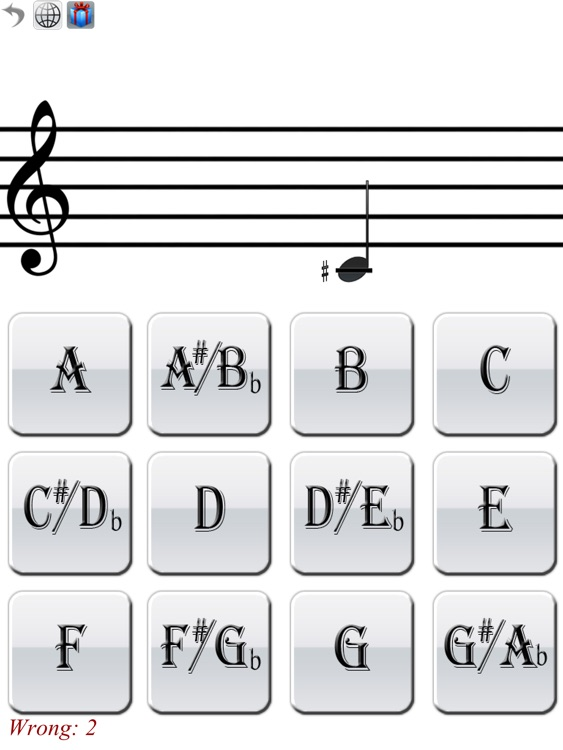 Beginner Reading Music: Treble iPad Edition