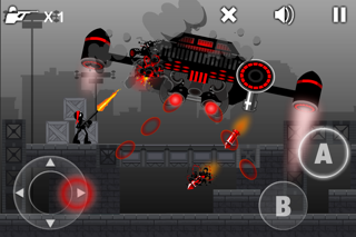 Iron Commando Pro screenshot three