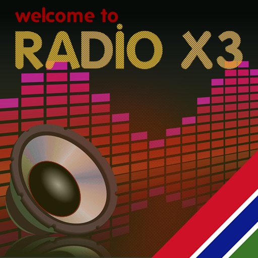 X3 Gambia Radios icon
