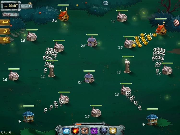 Zombie War II HD screenshot-4