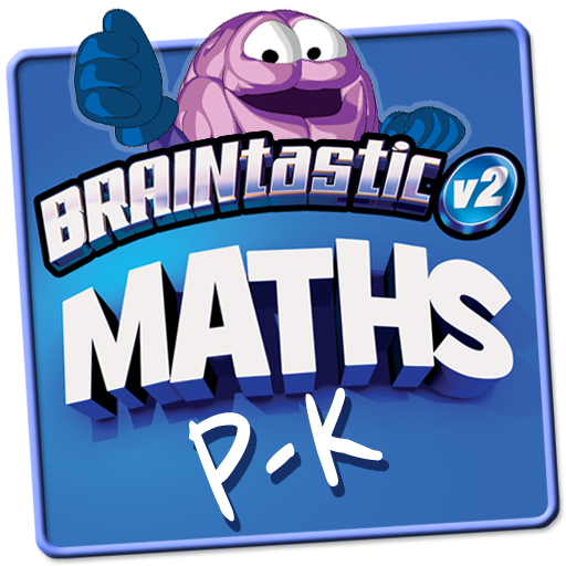 BRAINtastic Maths Prep-Kindergarten