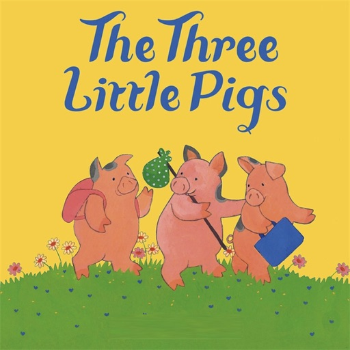 Three Little Pigs the Book