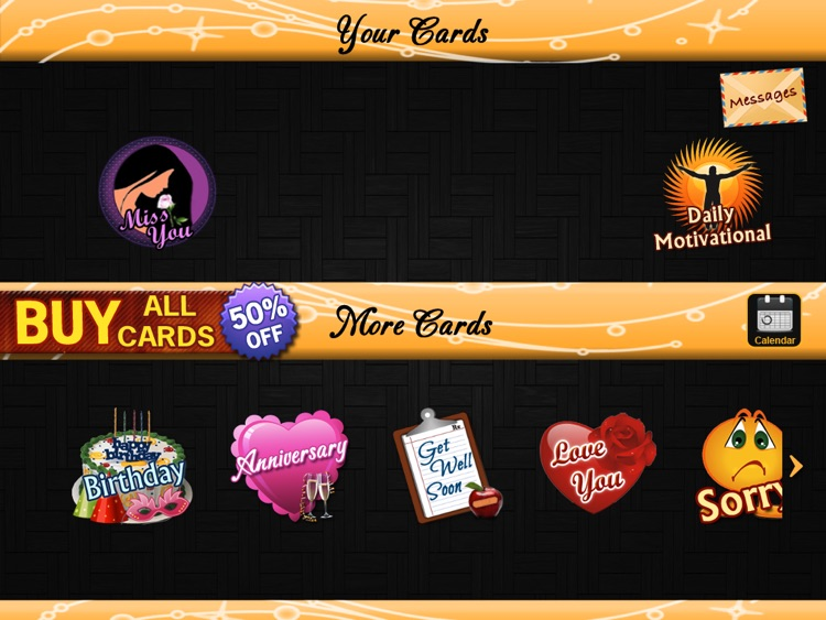 Greeting Cards PRO HD