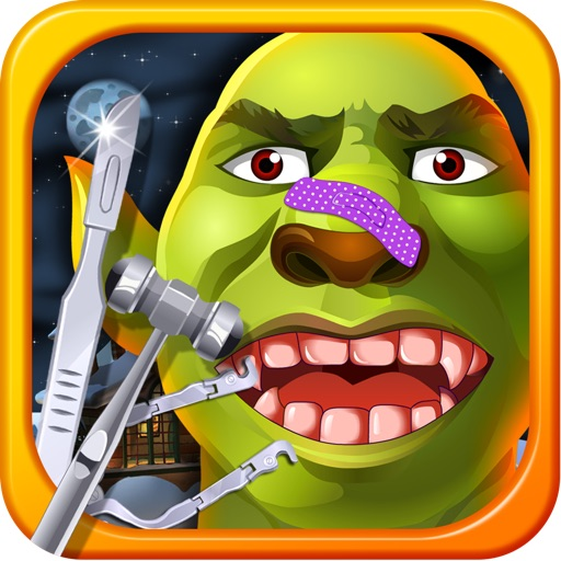 Baby Monster Doctor Office - kids games